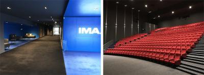 2 salles IMAX