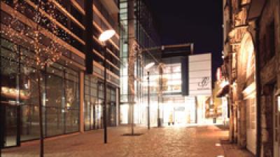 Rénovation et extension des Halles Chatelet