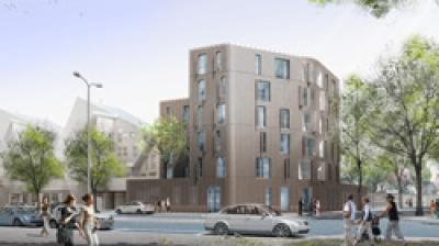 16 logements BBC en structure bois